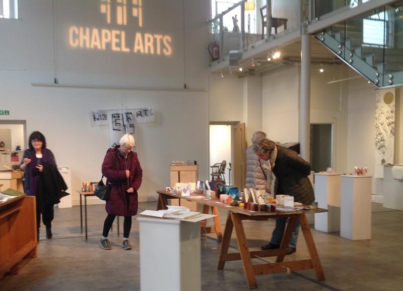 Chapel Arts, Cheltenham.  December 2018