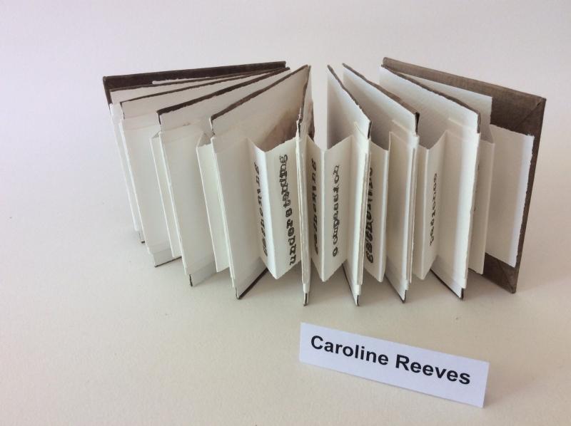 Caroline Reeves 2